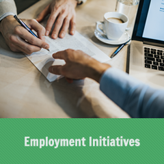 Employment Initiatives