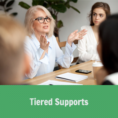 Tiered Supports Photo Button