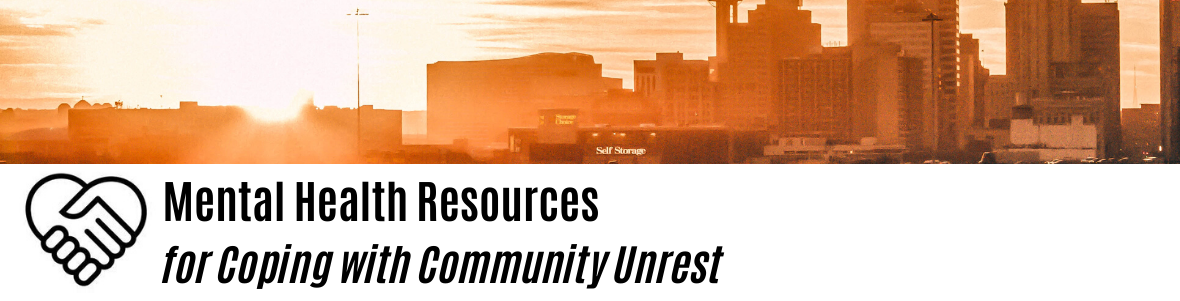 community unrest slider