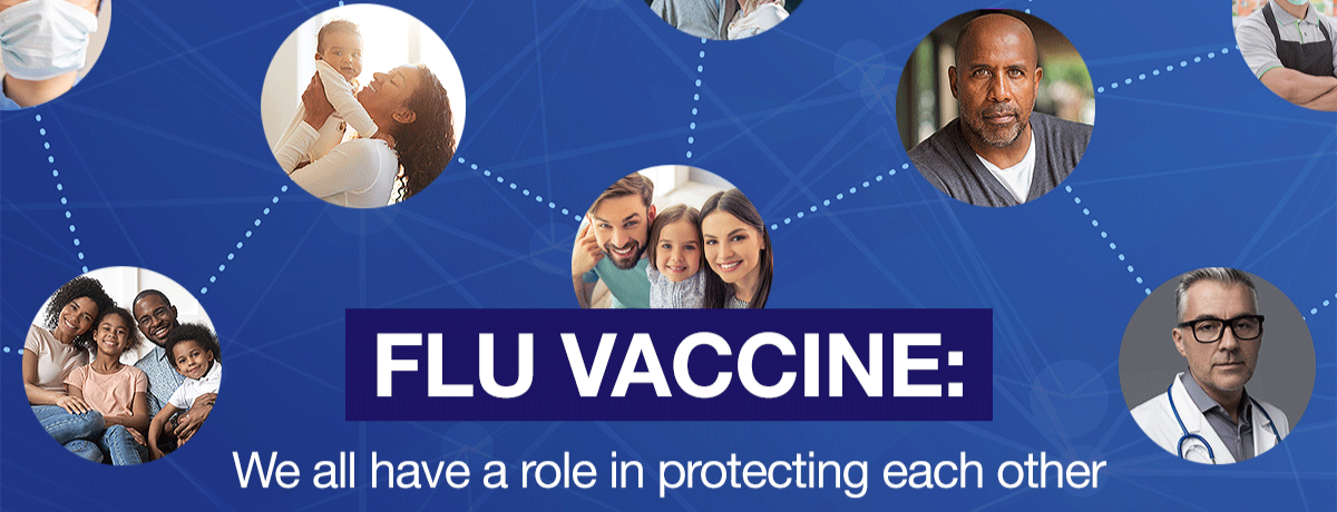 Flu vaccine Protect each other