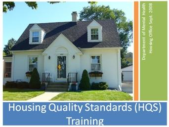 Housing Quality Standards banner